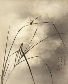 Lang_Ching-shan_in_1955_as_a_grass-green_cicada_love_mantis-thumb