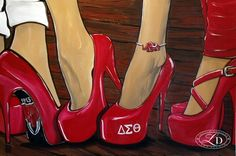 delta sigma theta clip art images pictures - Google Search