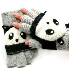 Cutest gloves ever!!!!! I need them.