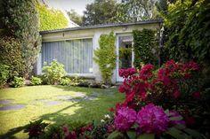 Maison, jardin.