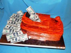 "Торт ""Рубанок"", Денежный торт"