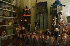 Halloween at Detroit Garden Works.
