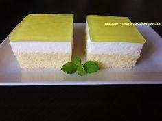 Vanilla Cake, Tart, Cheesecake, Food And Drink, Cooking Recipes, Pudding, Treats, Sweet, Anna