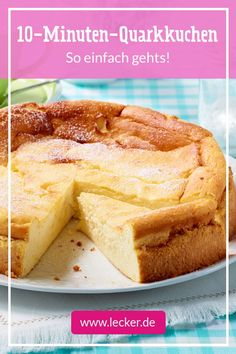 Simple quark cake - the recipe DELICIOUS - Without bottom and other f. - Simple quark cake – the recipe DELICIOUS – Without bottom and other frills – only - Bolo Cookies And Cream, Cake Mix Cookies, Sugar Cookies Recipe, Cookies Et Biscuits, Cupcakes, Shortbread Cookies, Cake Mix Recipes, Cupcake Recipes, Dessert Recipes