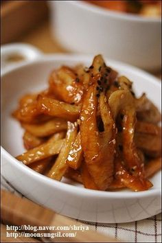 Korean Food, Chicken Wings, Bacon, Food And Drink, Meat, Cooking, Breakfast, Ethnic Recipes, Foods