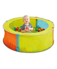 Chad Valley Ball Pit.