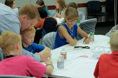 Family Craft Time Dallas, TX #Kids #Events