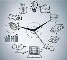 Time is sufficient for every task, it's just that it is deprived of proper management and planning. Importance Of Time Management, M 4, Essential Elements