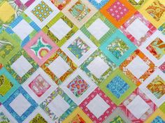 Sweet Daisy Quilt Pattern PDF file Immediate by redpepperquilts