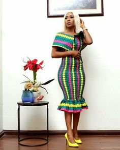 AfroMods Nyoru Collection and best African fabric - Reny styles African Print Dresses, African Print Fashion, Africa Fashion, African Fashion Dresses, African Attire, African Wear, African Dress, Ankara Fashion, Ankara Gown Styles