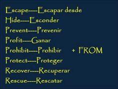 CLASES DE INGLES BASICO #53. VERBOS Y PREPOSICIONES DE INGLES