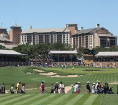 Valero Texas Open - April 2013 - San Antonio, TX.  Yeah-  looks like i'll be watching golf(;