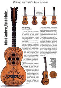 Max Rosa Guitars - Acervo de Violas Queluz