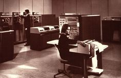 The IBM was a family of six compatible computers and forty peripherals that was a mainstay for business use for most of the and Home Technology, Computer Technology, Digital Scale, Electronics Projects, New Model, Computers, How To Become, Contrast, Lost