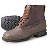 Swedish Vintage Waterproof Work Boot