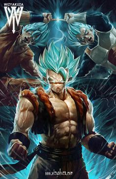 Fusion of Gods