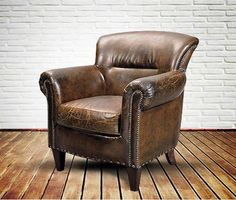 Image Result For Squishy Leather Armchair