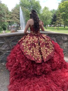 Mariachi Quinceanera Dress, Quinceanera Dresses Short, Cute Prom Dresses, Quinceanera Decorations, Quinceanera Party, Quince Dresses Mexican, Charro Dresses, Vestido Charro, Xv Dresses