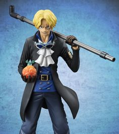 Sabo Sailing Again (One Piece) Excellent Model P.O.P. PVC-Statue 1/8 24cm Megahouse