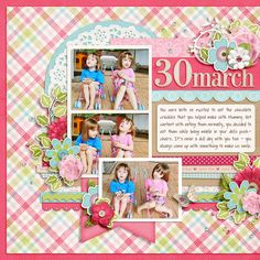 Life 101 by Jady Day Studio and Meghan Mullens Template Set 132 by Cindy Schneider DJB font: I Love My BFF4EVER by Darcy Baldwin