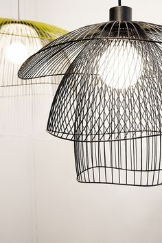 6 Boundary-Pushing Wire Form Furnishings | Companies | Interior Design