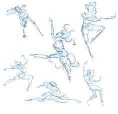 Pencil Sketch Of A Dancer | Drawing and Coloring for Kids