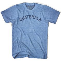 Guatemala City Vintage T-shirt