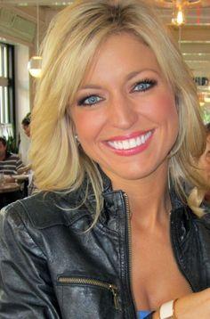 Ainsley Earhart - The girls on Fox News - love her
