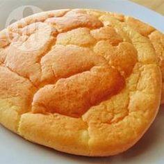 Oepsie broodje (oopsies) - Koolydraatarm, glutenvrij brood