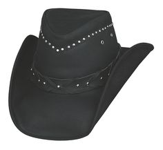 d8ad850a028 Burnt Dust Leather Outback Hat. Western HatsCowgirl ...