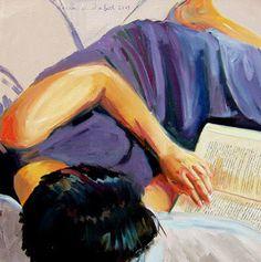 Reading and Art: Laura Lacambra Shubert