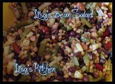 Lisa's Bean Salad