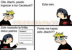 #wattpad #de-todo Memes de Naruto (Random xD)