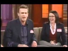 "Neil Patrick Harris and Jason segel sing ""confrontation"" from Les Miserables. hilarious."