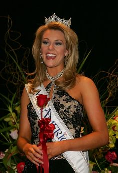 Lauren Nelson - Miss America 2007