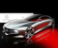 © Cemal Kurus | Germany Behance: behance.net/CemalKurus -- #cardesignpro #conceptcar #transportation, #automotive, #rendering #photoshop #sketches #tutorials #carsketch #automotivedesign #carrendering #cardesign #sketching #cardesigntutorials #carsketches #designtutorials #howtodesigncars #patreon #mercedes #mercedesbenz
