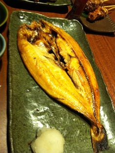 Atka mackerel....