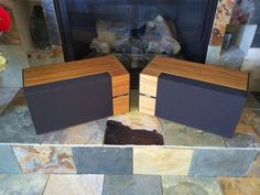 Love these! BOSE 6.2 Everywhere Shelf Speakers, Real Wood Finish, USA MADE!! Free Shipping #Bose