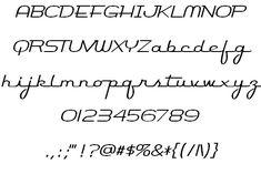 Rocket Script font by Font Diner - FontSpace Script Alphabet, Handwriting Alphabet, Script Fonts, Calligraphy Fonts, Calligraphy Alphabet, Creative Lettering, Lettering Styles, Lettering Ideas, Monogram Fonts