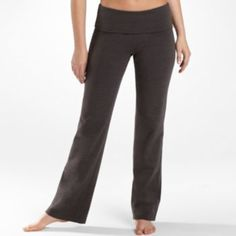 Xersion™ Yoga Pants, Foldover Waist