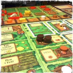 #31: Agricola