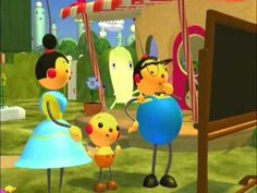 Rolie Polie Olie - Springy Chicken - YouTube