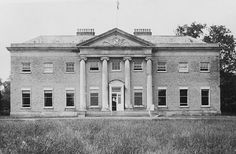 PLANS FOR REDGRAVE HALL