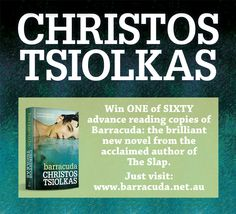 I just entered this competition to win Barracuda!