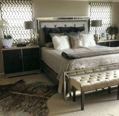 Magnificent Wall Paneling Ideas Bedroom Luxury Bedroom
