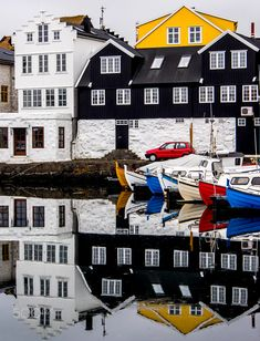 Thorshavn Faroe Islands by Leif Nordberg on City By The Sea, Island 2, Faroe Islands, Nature Photos, Trip Planning, Norway, Places To Go, Travel Photography, Beautiful Places