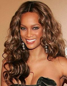 Super model, busineswoman, talk show host and creator of reality television's America's Next Top Model, Tyra Banks is one of four African Americans and seven women to have repeatedly ranked among the world's most influential people according to Time Magazine.