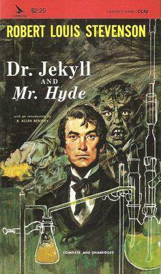 Dr. Jekyll and Mister Hyde, Robert Louis Stevenson.
