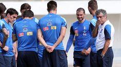 Santos quiere sueño griego para continuar