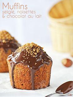 J'interrompe mes vacances juste le temps de participer au Muffin Monday #35 organisé par Babeth du blog Babeth's cuisine. J'adooore le thème qu'elle a choisi : les muffins alternatifs. Son idée première était de nous proposer de cuisiner des muffins...